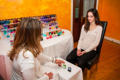 Journey through the Chakras with Healing Yoga and Aura-Soma