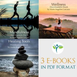 3 Ebooks by Marie Angeline