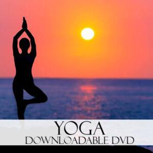 Yoga downloadable DVD