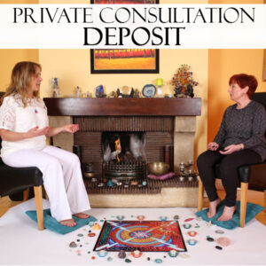 private class and consultation deposit