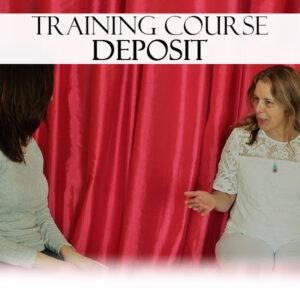 training course deposit